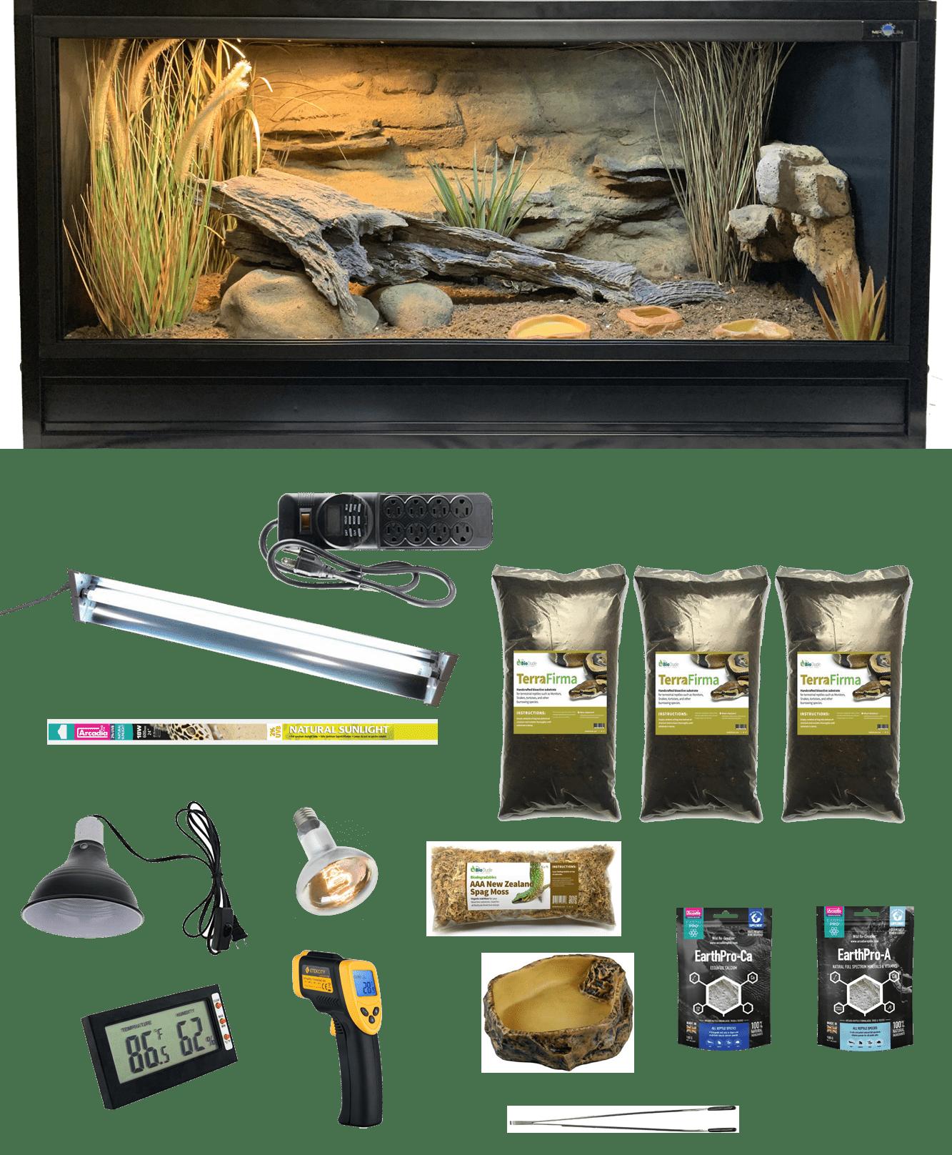 Custom Reptile Habitats